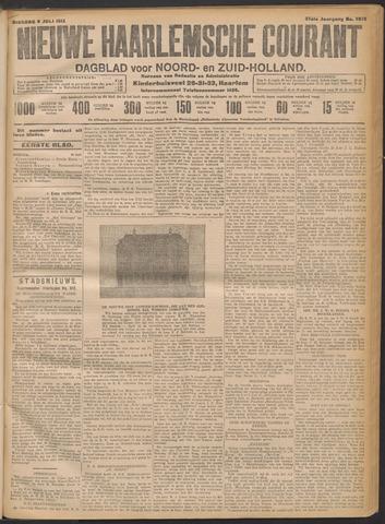 Nieuwe Haarlemsche Courant 1912-07-09
