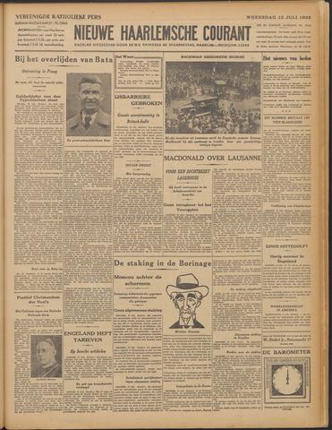 Nieuwe Haarlemsche Courant 1932-07-13