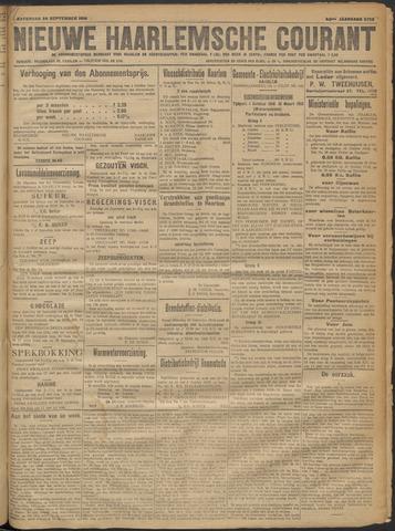 Nieuwe Haarlemsche Courant 1918-09-28