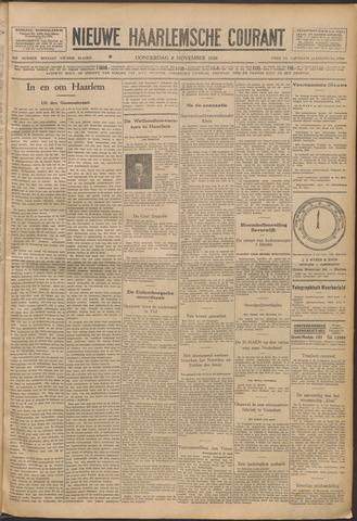 Nieuwe Haarlemsche Courant 1928-11-08