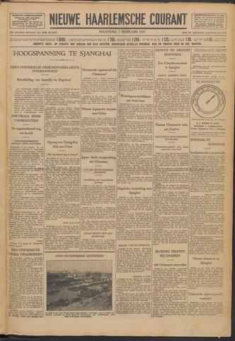 Nieuwe Haarlemsche Courant 1932-02-01
