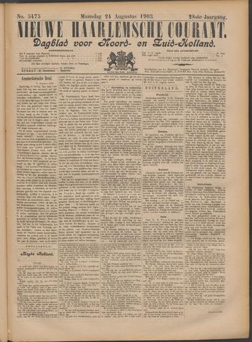 Nieuwe Haarlemsche Courant 1903-08-24