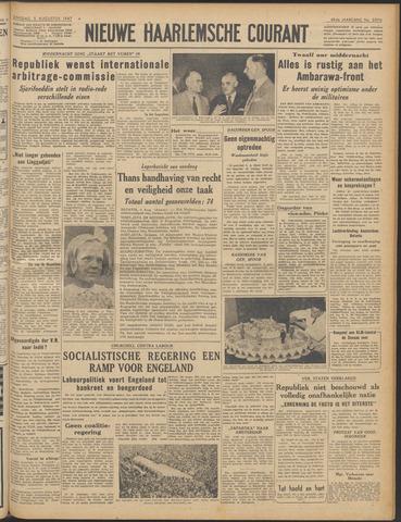 Nieuwe Haarlemsche Courant 1947-08-05