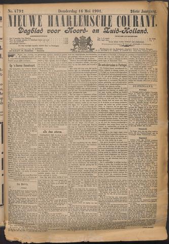 Nieuwe Haarlemsche Courant 1901-05-16