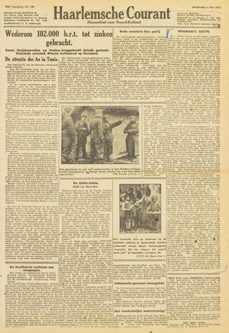 Haarlemsche Courant 1943-05-06