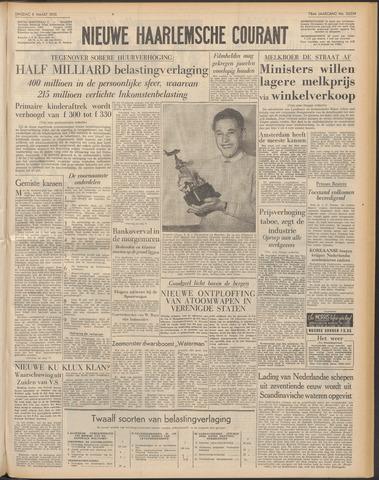 Nieuwe Haarlemsche Courant 1955-03-08