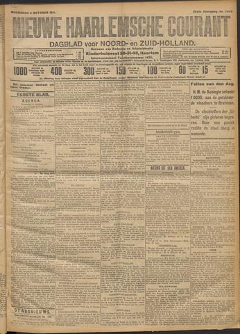 Nieuwe Haarlemsche Courant 1911-10-04