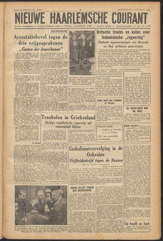 Nieuwe Haarlemsche Courant 1946-10-03