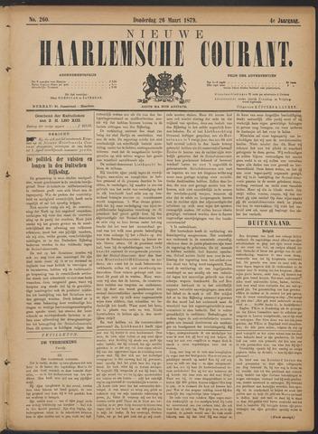 Nieuwe Haarlemsche Courant 1879-03-27