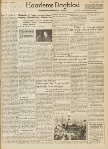 Haarlem's Dagblad 1950-03-08