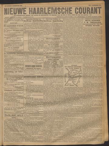 Nieuwe Haarlemsche Courant 1918-08-17
