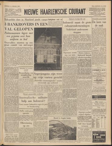 Nieuwe Haarlemsche Courant 1959-02-14