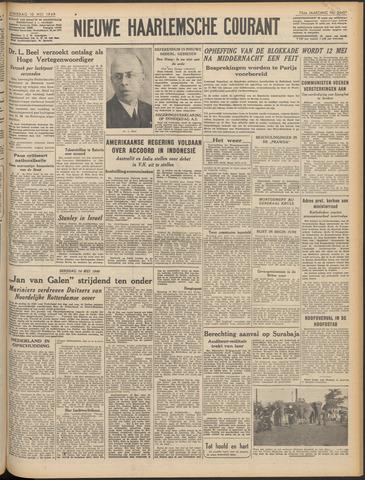 Nieuwe Haarlemsche Courant 1949-05-10