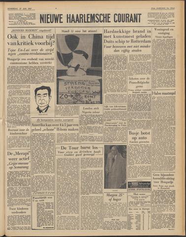 Nieuwe Haarlemsche Courant 1957-06-27