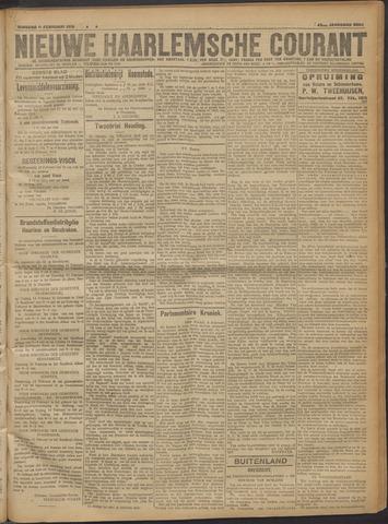 Nieuwe Haarlemsche Courant 1919-02-11