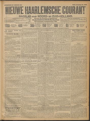 Nieuwe Haarlemsche Courant 1914-01-29