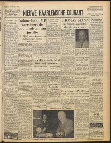 Nieuwe Haarlemsche Courant 1955-08-13