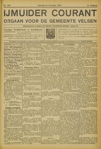 IJmuider Courant 1916-12-23