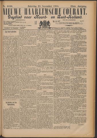 Nieuwe Haarlemsche Courant 1905-11-25