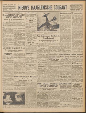 Nieuwe Haarlemsche Courant 1949-12-29