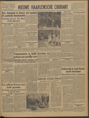 Nieuwe Haarlemsche Courant 1948-04-15