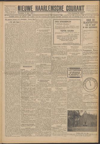 Nieuwe Haarlemsche Courant 1927-06-08