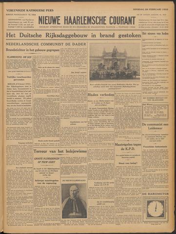 Nieuwe Haarlemsche Courant 1933-02-28