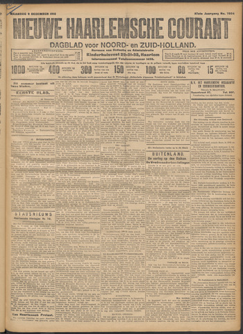 Nieuwe Haarlemsche Courant 1912-12-09