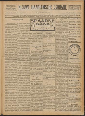 Nieuwe Haarlemsche Courant 1928-05-19