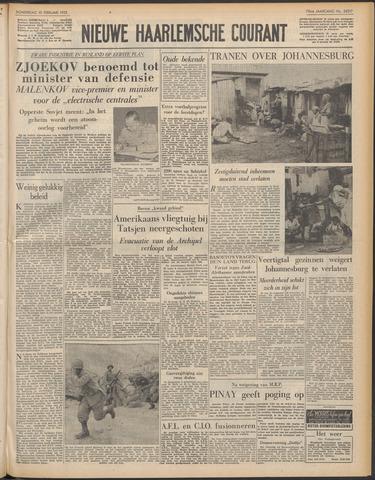 Nieuwe Haarlemsche Courant 1955-02-10