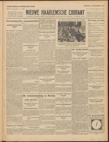Nieuwe Haarlemsche Courant 1932-11-04
