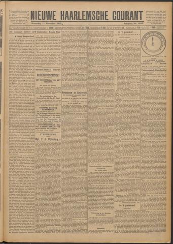 Nieuwe Haarlemsche Courant 1925-11-11