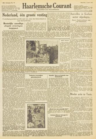 Haarlemsche Courant 1943-04-05
