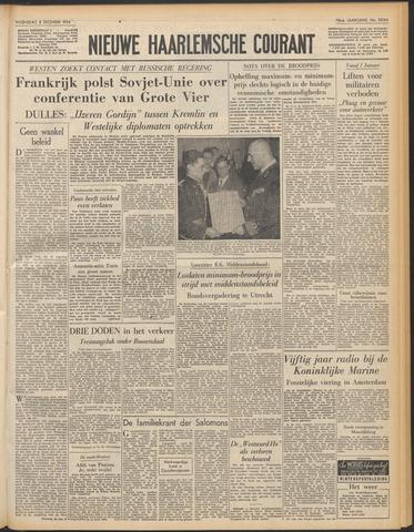 Nieuwe Haarlemsche Courant 1954-12-08