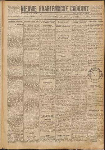 Nieuwe Haarlemsche Courant 1927-11-10