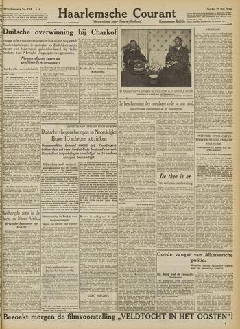 Haarlemsche Courant 1942-05-29
