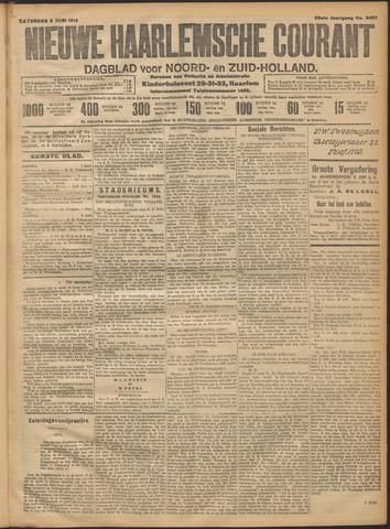 Nieuwe Haarlemsche Courant 1914-06-06
