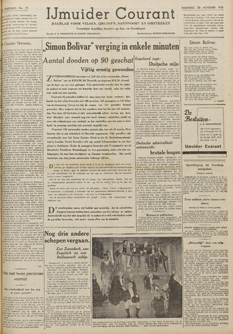IJmuider Courant 1939-11-20