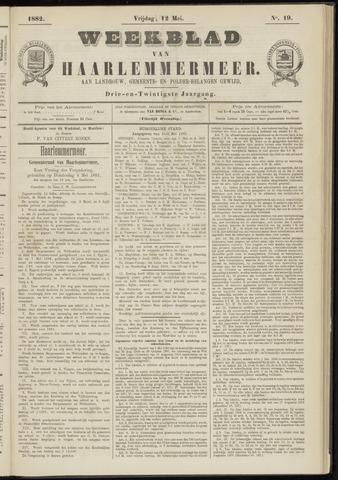Weekblad van Haarlemmermeer 1882-05-12