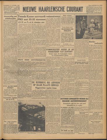 Nieuwe Haarlemsche Courant 1949-10-13