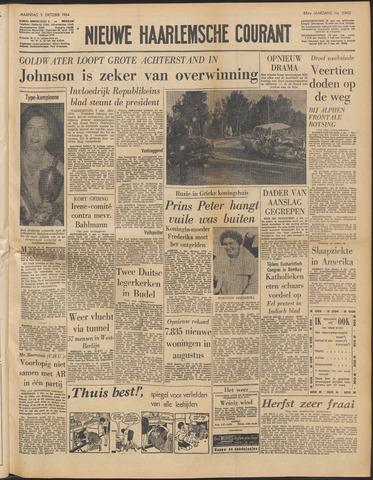 Nieuwe Haarlemsche Courant 1964-10-05