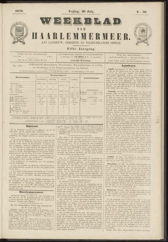 Weekblad van Haarlemmermeer 1870-07-29