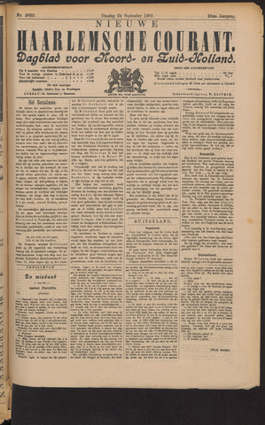 Nieuwe Haarlemsche Courant 1901-09-24