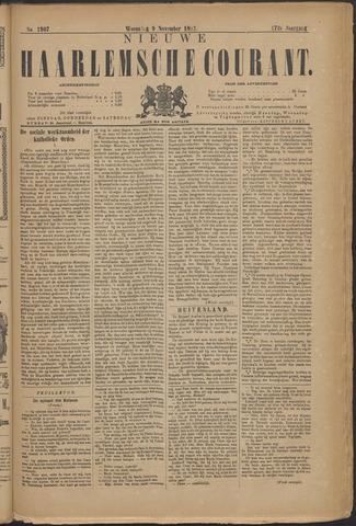 Nieuwe Haarlemsche Courant 1892-11-09