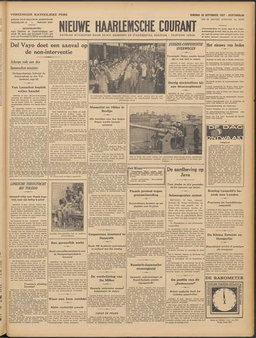 Nieuwe Haarlemsche Courant 1937-09-28