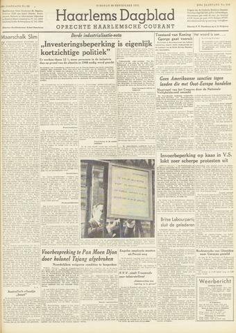Haarlem's Dagblad 1951-09-25