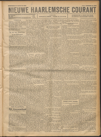 Nieuwe Haarlemsche Courant 1920-08-26