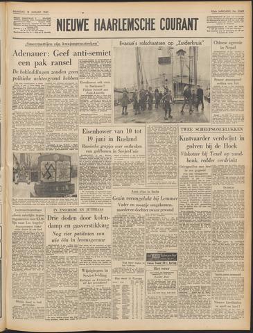Nieuwe Haarlemsche Courant 1960-01-18