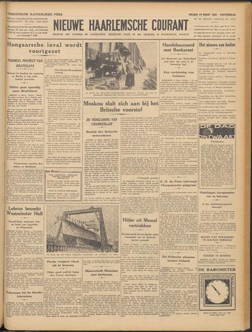 Nieuwe Haarlemsche Courant 1939-03-24