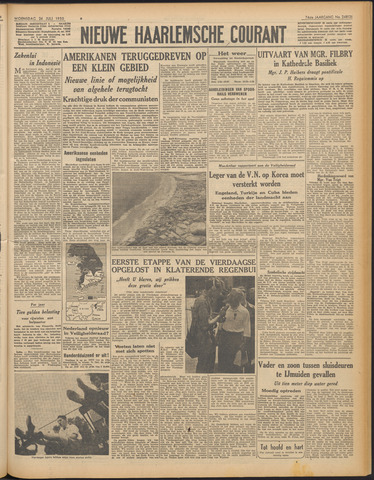 Nieuwe Haarlemsche Courant 1950-07-26